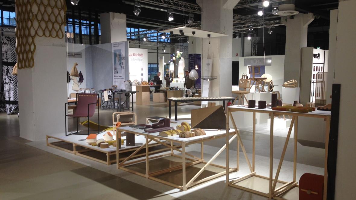 WdK Challenge exhibition, Dutch Design week 2015