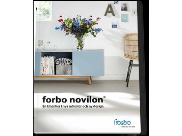 Forbo Novilon Broschyr