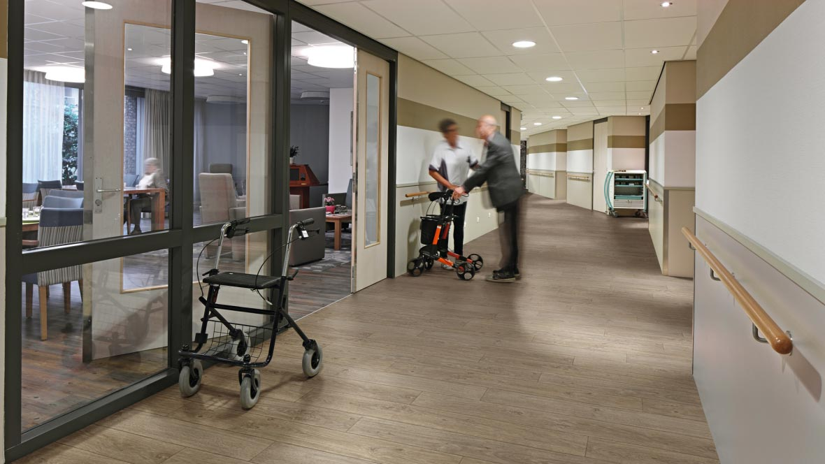 Aged care centre - eternal wood