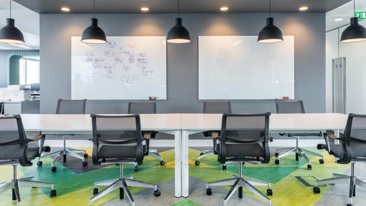 neoworks office - marmoleum