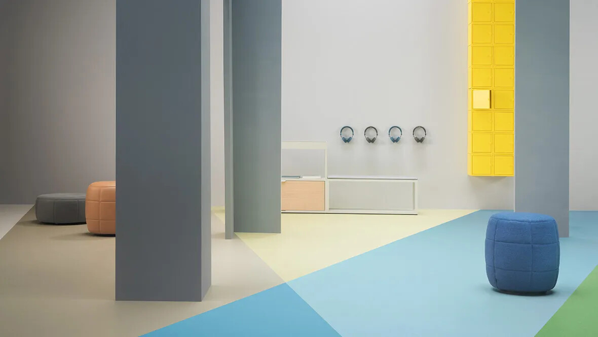 Linoleum forbo flooring systems
