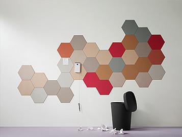 Bulletin Board - Pinboard Linoleum