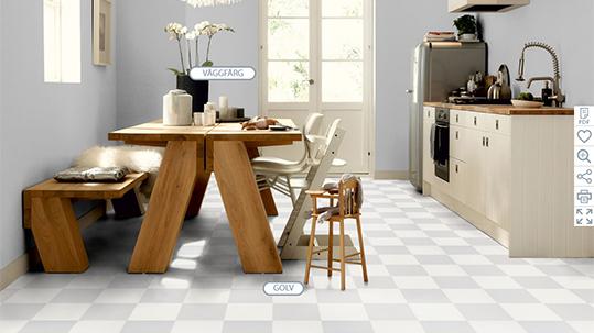 Floorplanner wizualizacja podlogi
