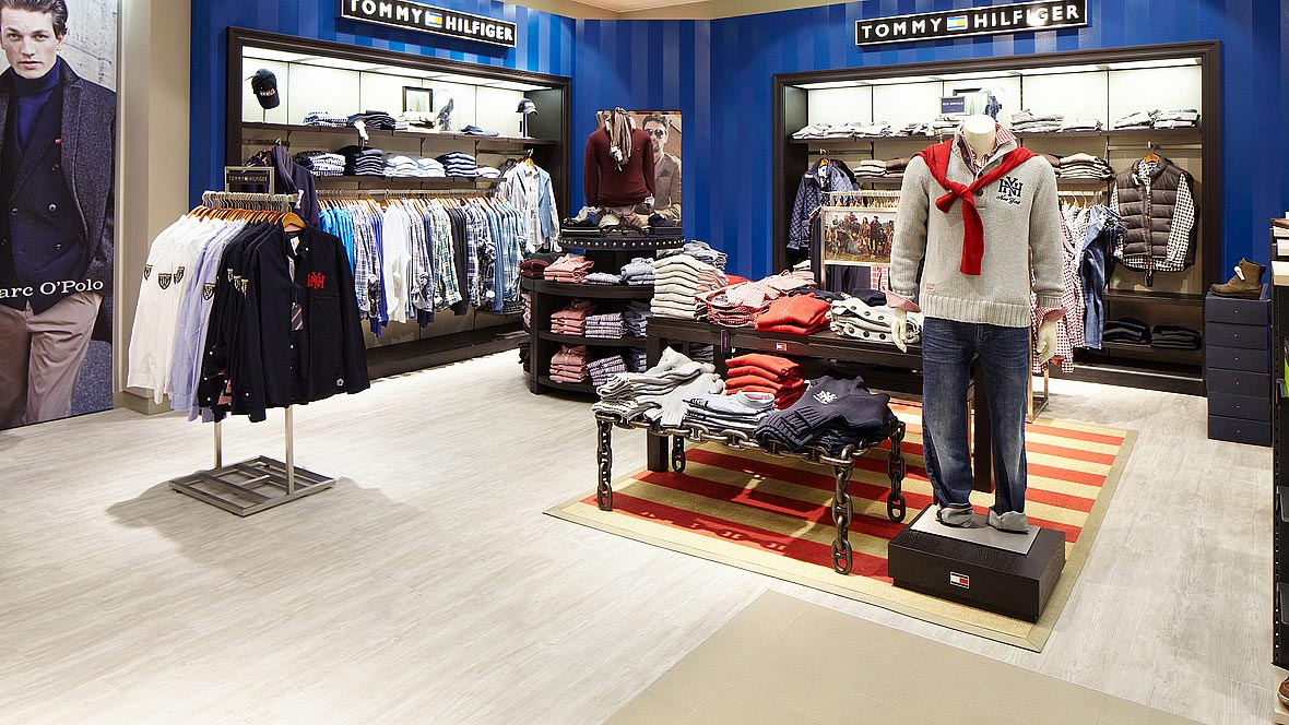 Flooring for retail - Inspritation luxury vinyl tiles
