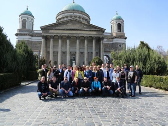 Eurocol_поездка для партнеров