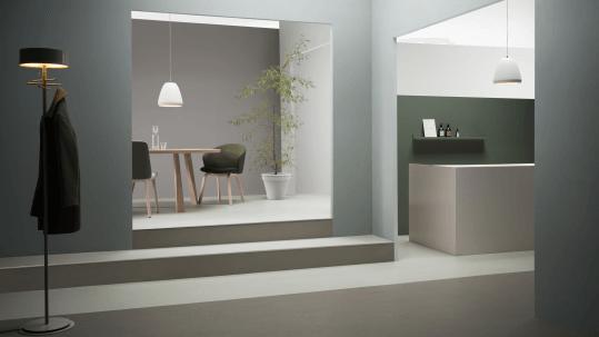 Marmoleum Concrete 3724 3704