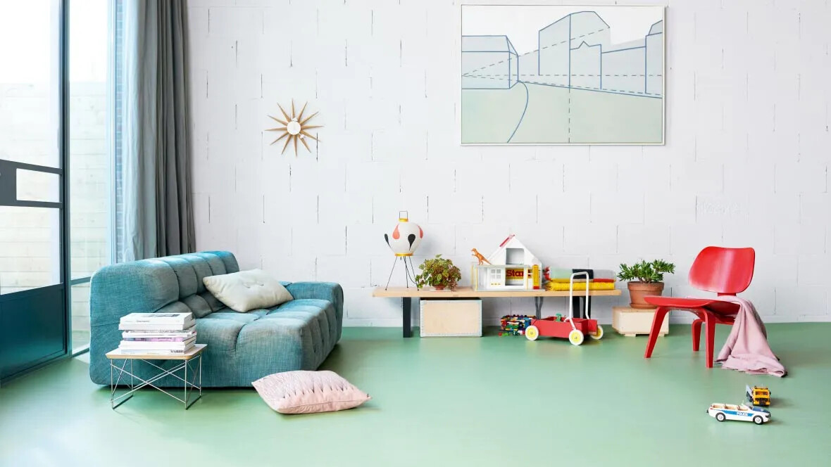 Love life: vloeren voor thuis forbo flooring systems