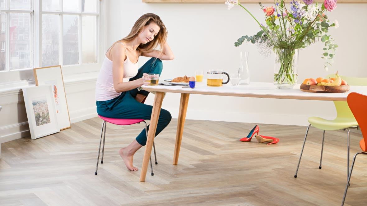 Vloeren voor thuis forbo flooring