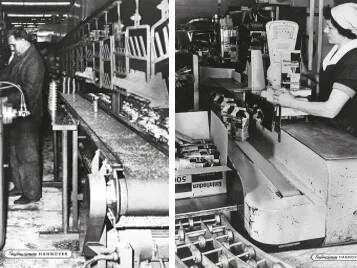 Transilon 1961 History