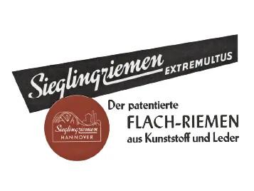 Flachriemen 43 History