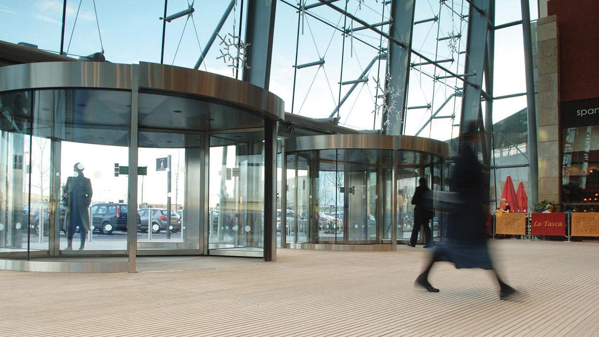 Nuway entrance flooring