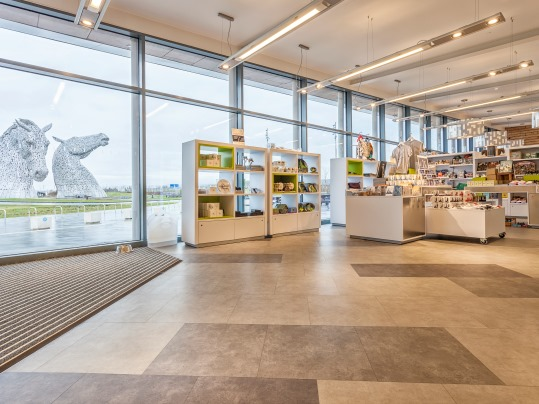 The Kelpies Visitor Centre
