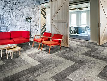 Flotex Planks Concrete, 139001, 139002 & 139003