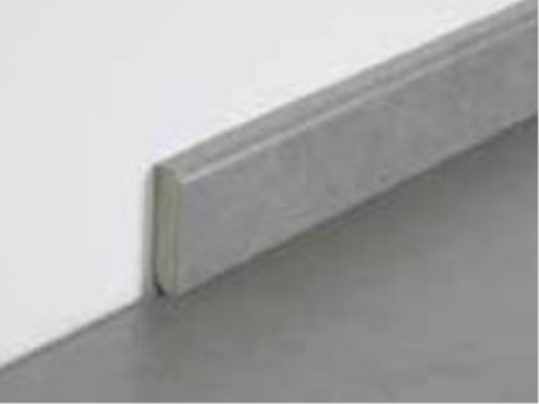 Plinthe Marmoleum click