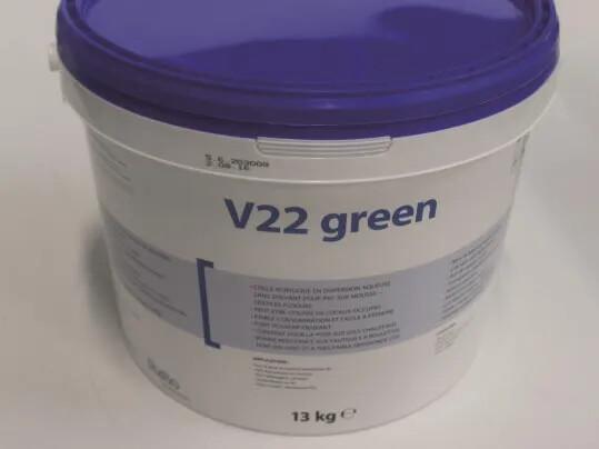 colle V22 green