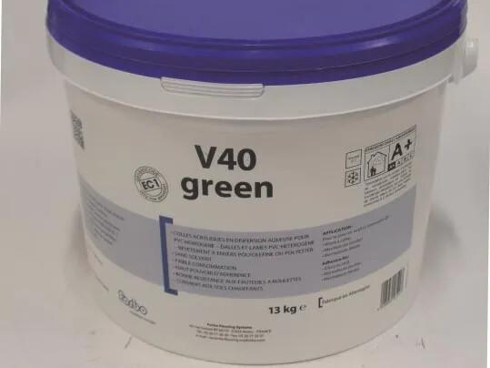 Colle V40 green