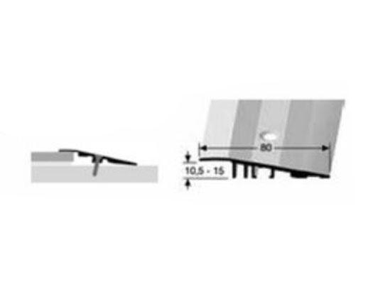 rampe d'accès colorex plus alu