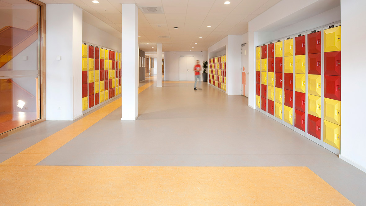 Revêtement de sol PVC zoning | Forbo Flooring Systems