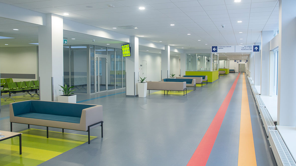 Clinical centre Gailezers Latvia