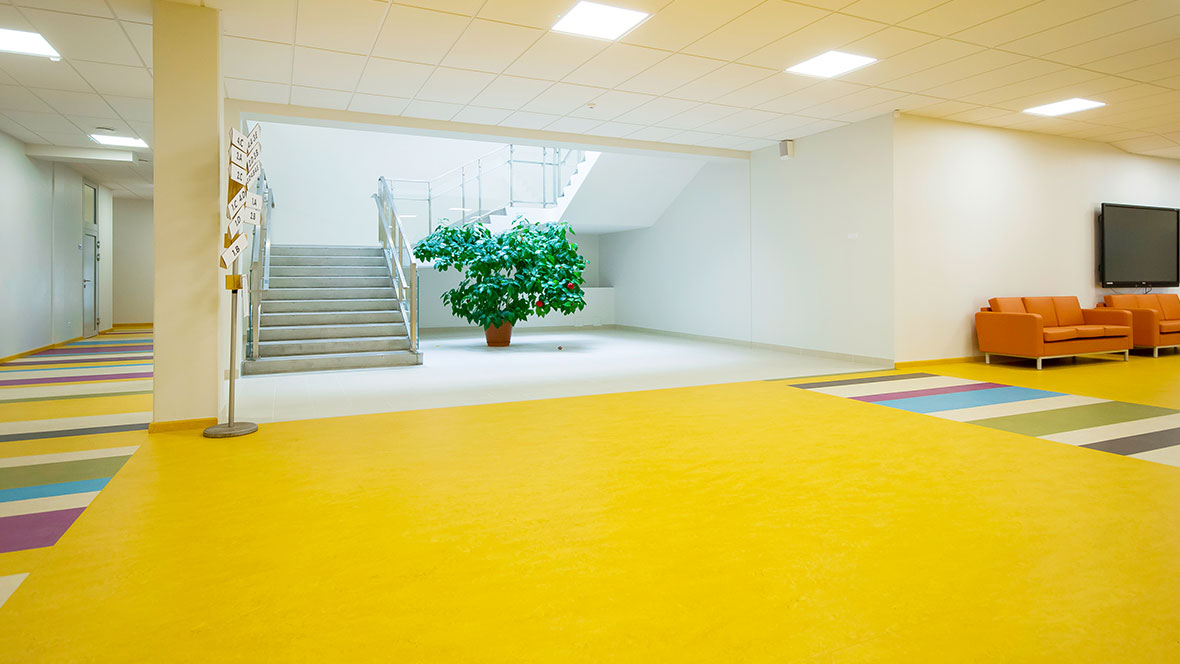 Ikšķiles Secondary school Latvia