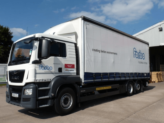 Forbo Truck