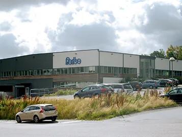 Forbo Flooring Systems Göteborg huvudkontor och depå