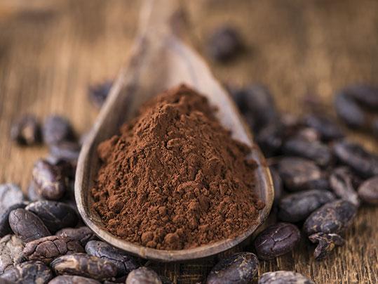 Forbo Kakaobohnen