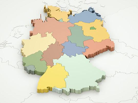 Bundesländer im Demografiecheck