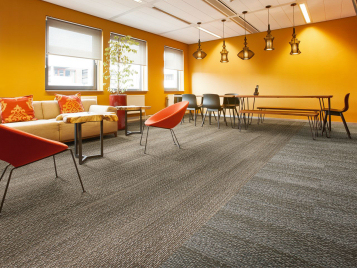 Tessera carpet tiles and planks