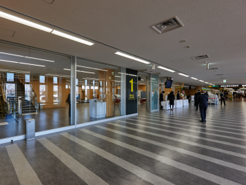 Airport Public Building Flooring Solution