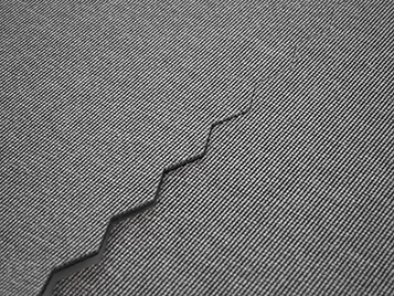 Peace ZigZag-Tiles® Flatvävd Textil Närbild