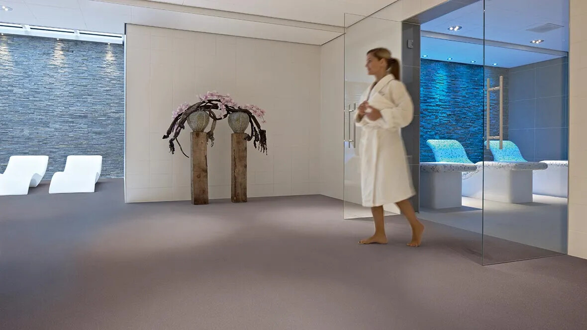 Spa, wetroom