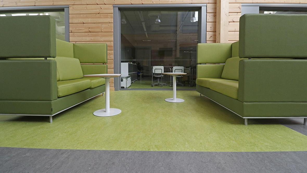 Pudasjärvi Log Campus