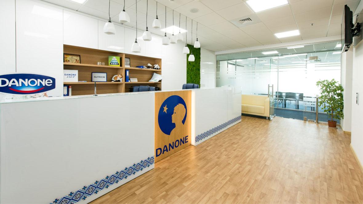 Danone office