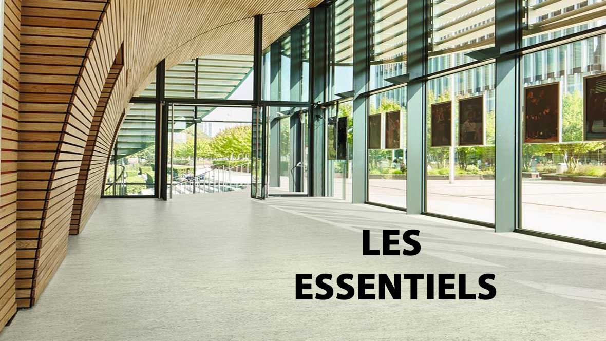 Revêtements de sol, une sélection exclusive garantie en stock | Forbo Flooring Systems