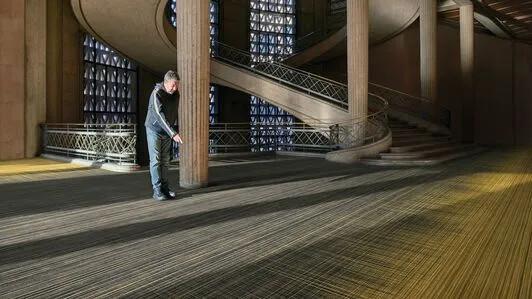 Revêtement de sol textile floqué design Flotex by Starck | Forbo Flooring Systems