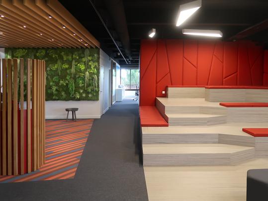 Revêtement de sol textile floqué, concours Air Forbo | Forbo Flooring Systems