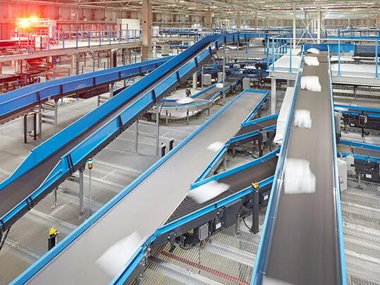 4 Gewinnt! Vier neue Amp Miser™ 2.0 Bandtypen für Pakettransport und Flughäfen vorgestellt