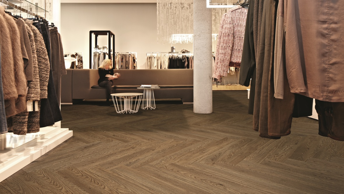 Allura luxury vinyl tiles lvt forbo flooring systems for Modular wood flooring