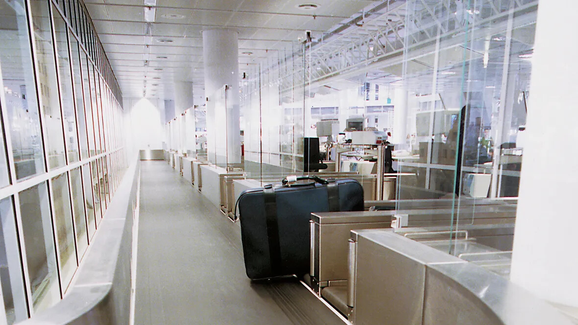 Baggage Handling Belts