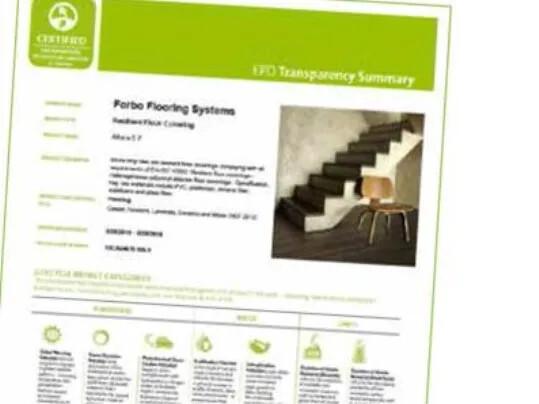 EPD - Deklaracje Środowiskowe Produktu