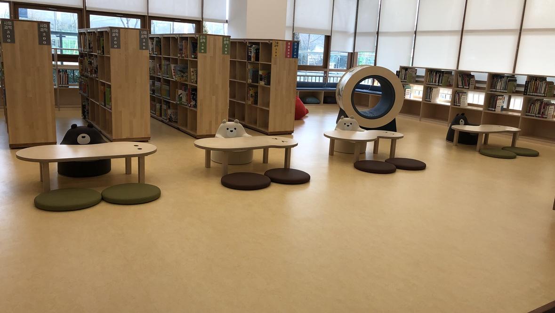 Seongnam Seohyeon Library - Korea