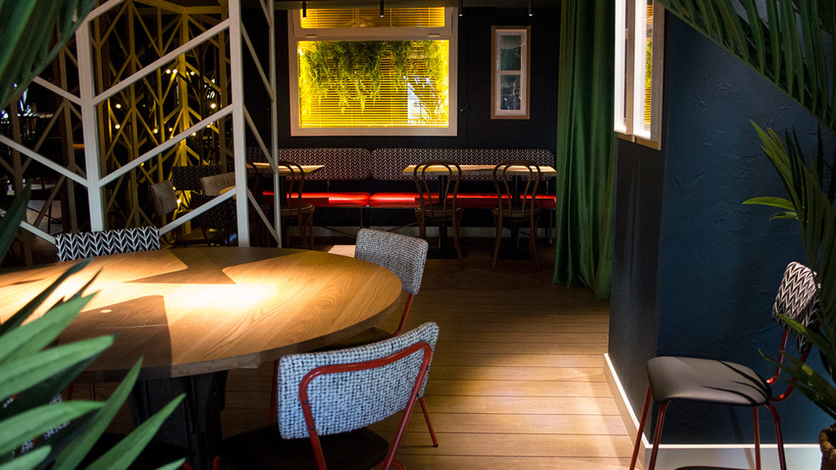 Zuen Etxea restaurant - Spain