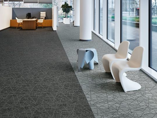 Forbo Tessera Nexus carpet tiles