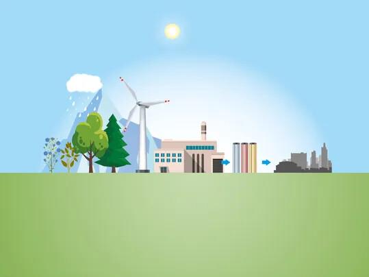 Marmoleumin valmistuksessa käytetyt kasvit ja puut sitovat elinkaarensa aikana enemmän CO2:ta kuin mitä vapautuu nykyaikaisesta tuotantoprosessistamme