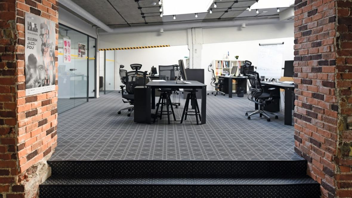 Flotex Vision Pattern - Weave