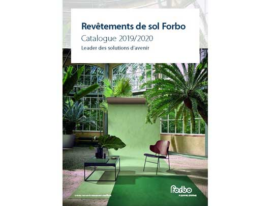 Revêtements de sol souples professionnels, catalogue | Forbo Flooring Systems