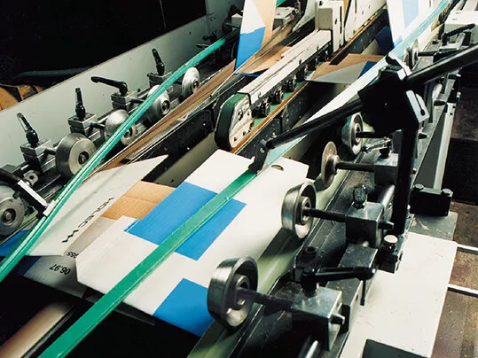 Folder Gluer Belts