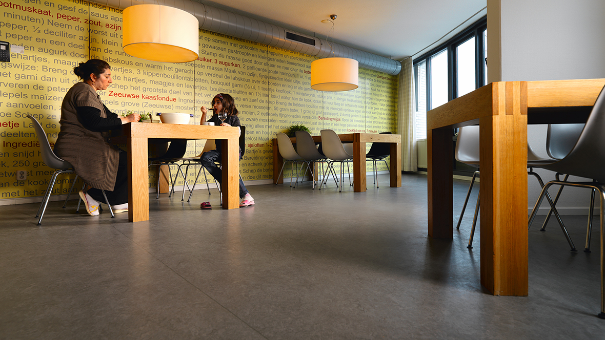 Ongekend Forbo Flooring Referenzen BI-43