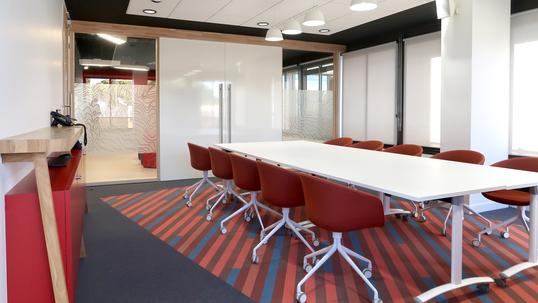 Revêtements de sol textile floqué, gagnant Air Forbo | Forbo Flooring Systems